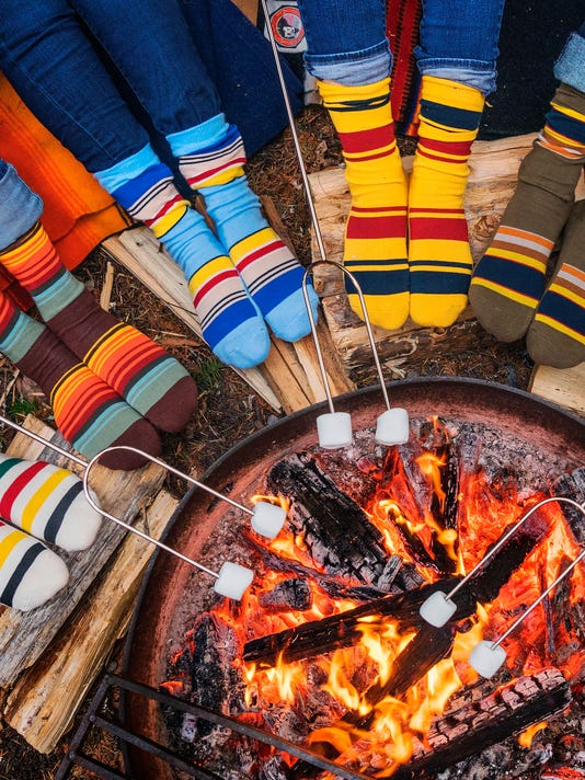 Pendleton's National Parks collection socks