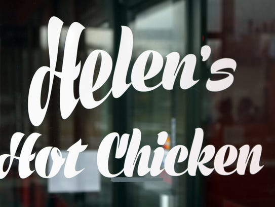 Helen's Hot Chicken, a franchise delivering the famous