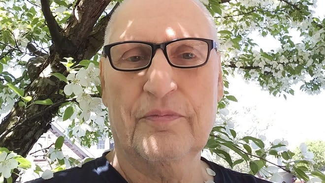 Martin Gugino, 75, was pushed by Buffalo police officers in the aftermath of a rally in Buffalo on June 4. He went to the hospital with a fractured skull and brain injury, and has since recovered.