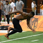 Tennessee football changes pro day date