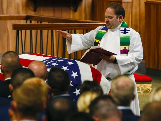 Airman-Funeral