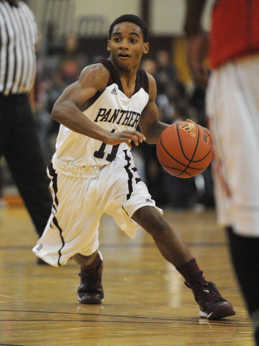 Boys Basketball Ecorse at River Rouge