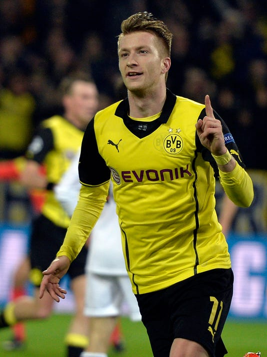 germany forward marco reus extends dortmund contract to 2019