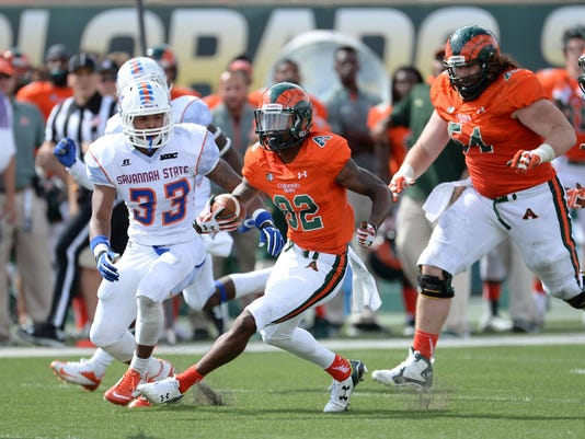 NCAA Football: Savannah State at Colorado State