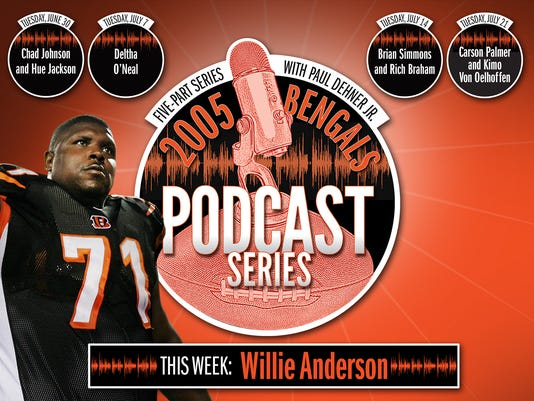 2005 Bengals Podcast series