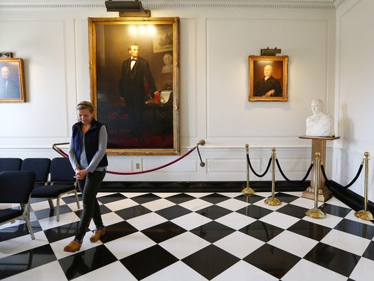 Art experts lost track of Auguste Rodin's bust of Napoleon