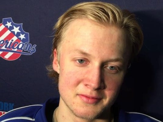 e9e184afd Alex Nylander 'a guy we're going to rely on'