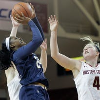 State college basketball: No. 5 Notre Dame wins in a rout