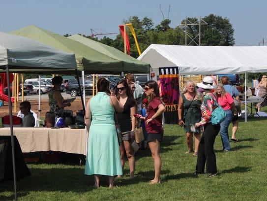 SHAPE's Solstice Arts Festival celebrates local creativity.