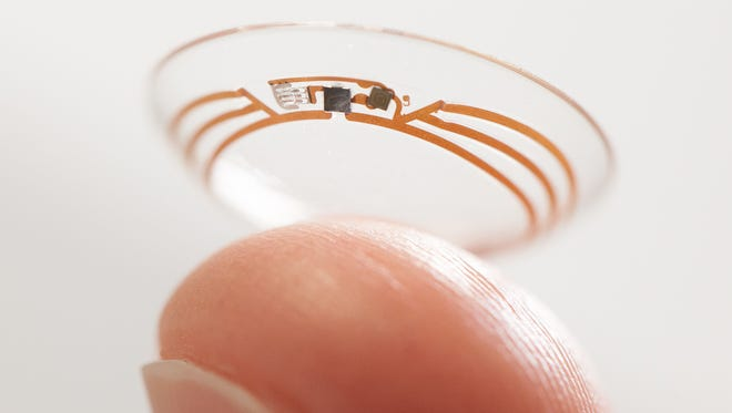 Novartis announced that its eye care division Alcon has entered into an agreement with a division of Google Inc. to develop a new smart lens that will monitor glucose levels in those with diabetes and adjust vision in those who are farsighted.