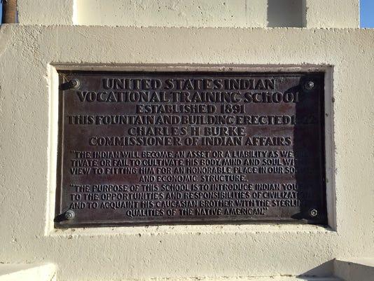 Phoenix indian school