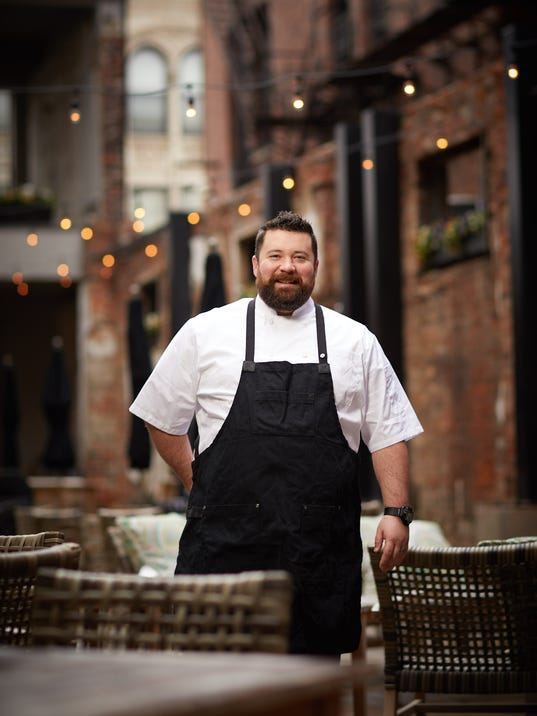 Mitch arens comes home to executive chef position at hotel for Chef comes to your house
