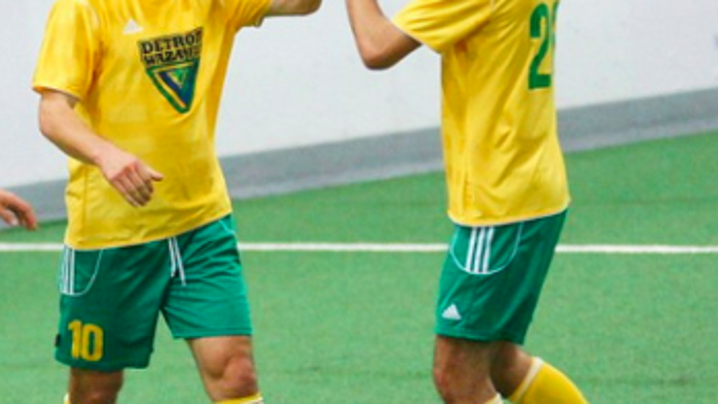 Scicluna brothers aim to keep indoor soccer kicking