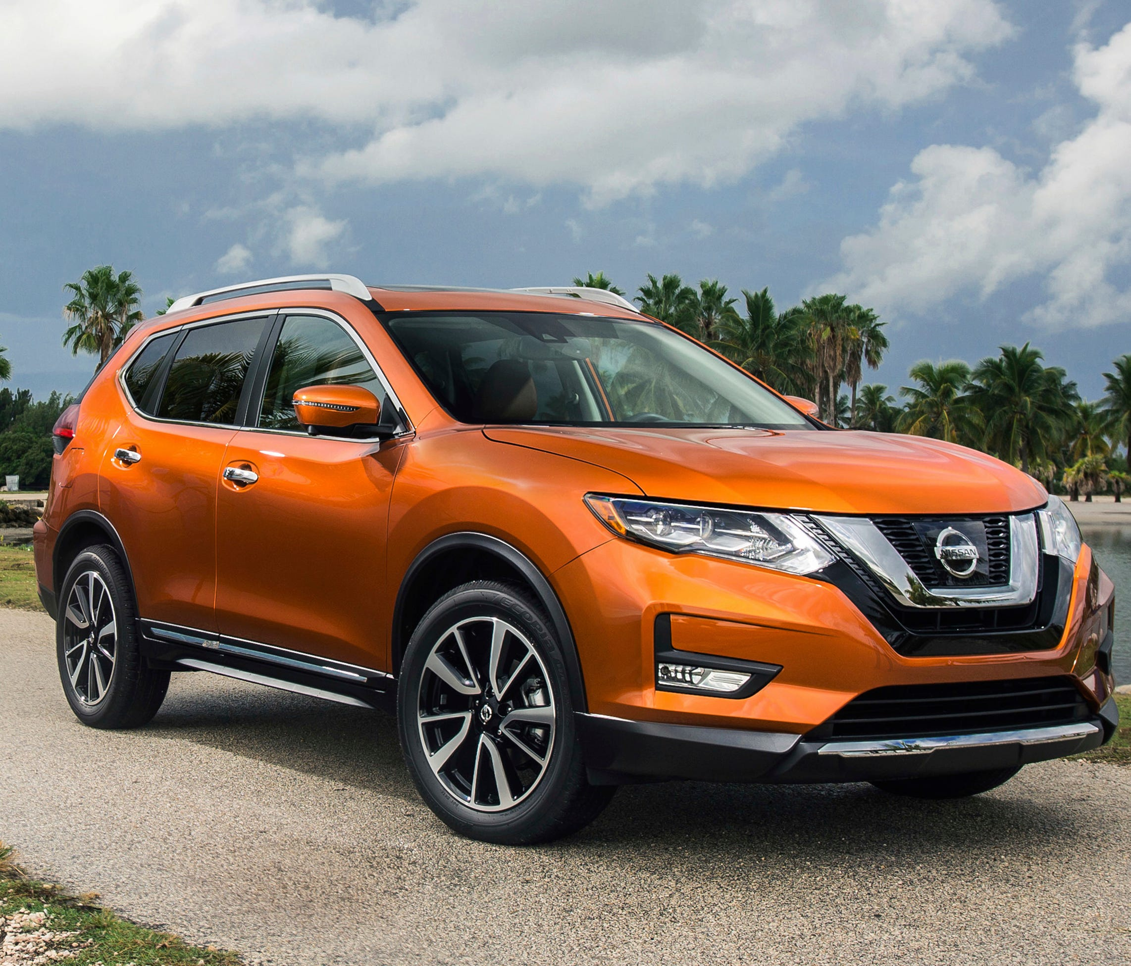 This photo provided by Nissan shows a 2018 Nissan Rogue, which is available with a semiautonomous driving system called ProPilot Assist. Nissan's new ProPilot Assist system is best on freeways with gentle turns and well-marked lanes on both sides. Th