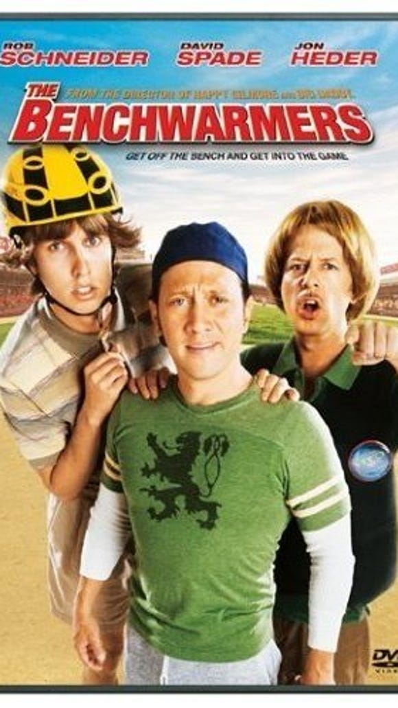 """""""The Benchwarmers"""" star Rob Schneider is performing"""