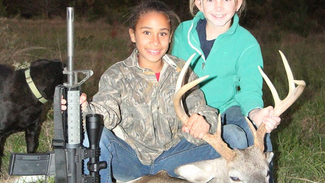 According to QDMA, low approval of baiting among female hunters and younger hunters could be a problem for Mississippi.