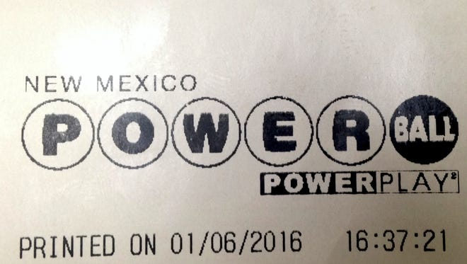 A winning Powerball ticket for $2 million was purchased in Loving, N.M.