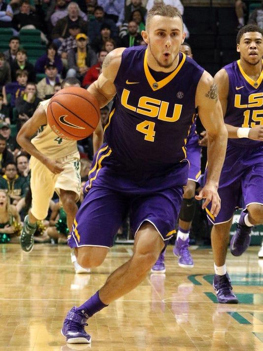 NCAA Basketball: Louisiana State at UAB