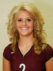 Stuarts Draft High School Varsity Volleyball Danielle