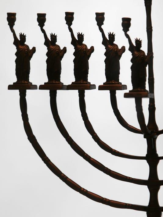 Menorah Jewish