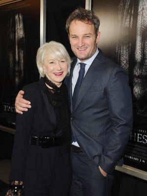 "Horror film ""Winchester"" stars Helen Mirren and Jason Clarke."