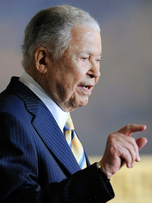 Obama, Congressional Leaders Honor Former Senator Edward William Brooke