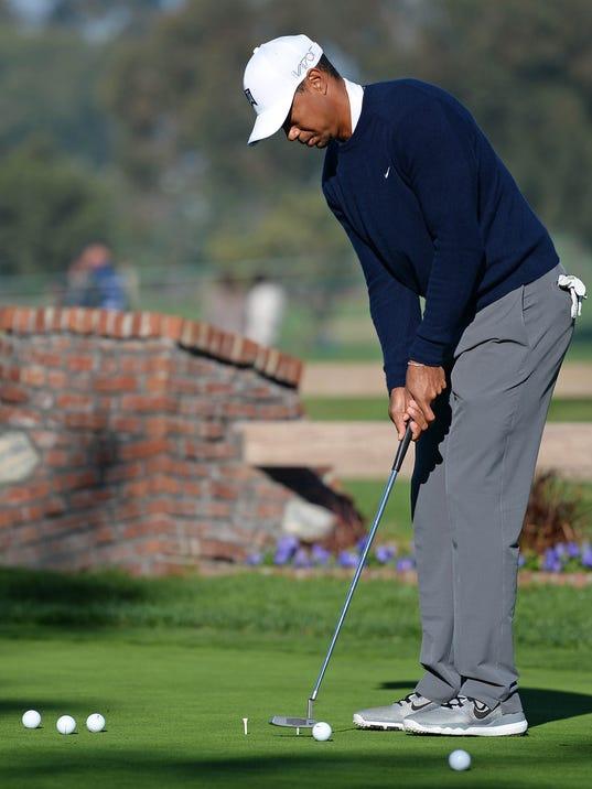 Agent denies Tiger Woods failed drug test