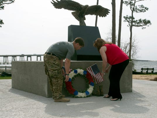 Navarre Blackhawk Memorial