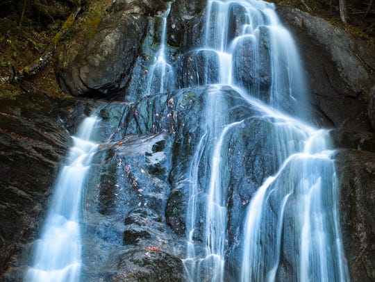 Moss Glen Falls, Granville