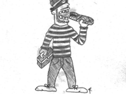 Subway Bandit