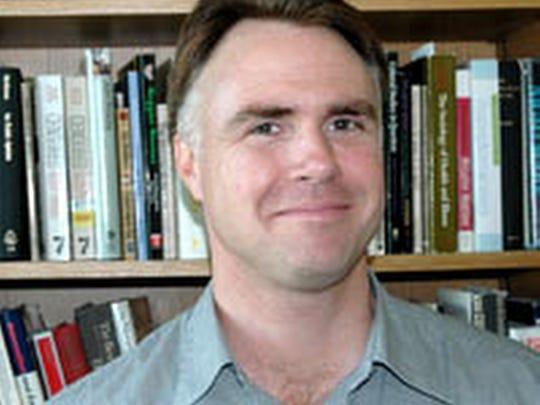 James Tracy, an associate professor at Florida Atlantic