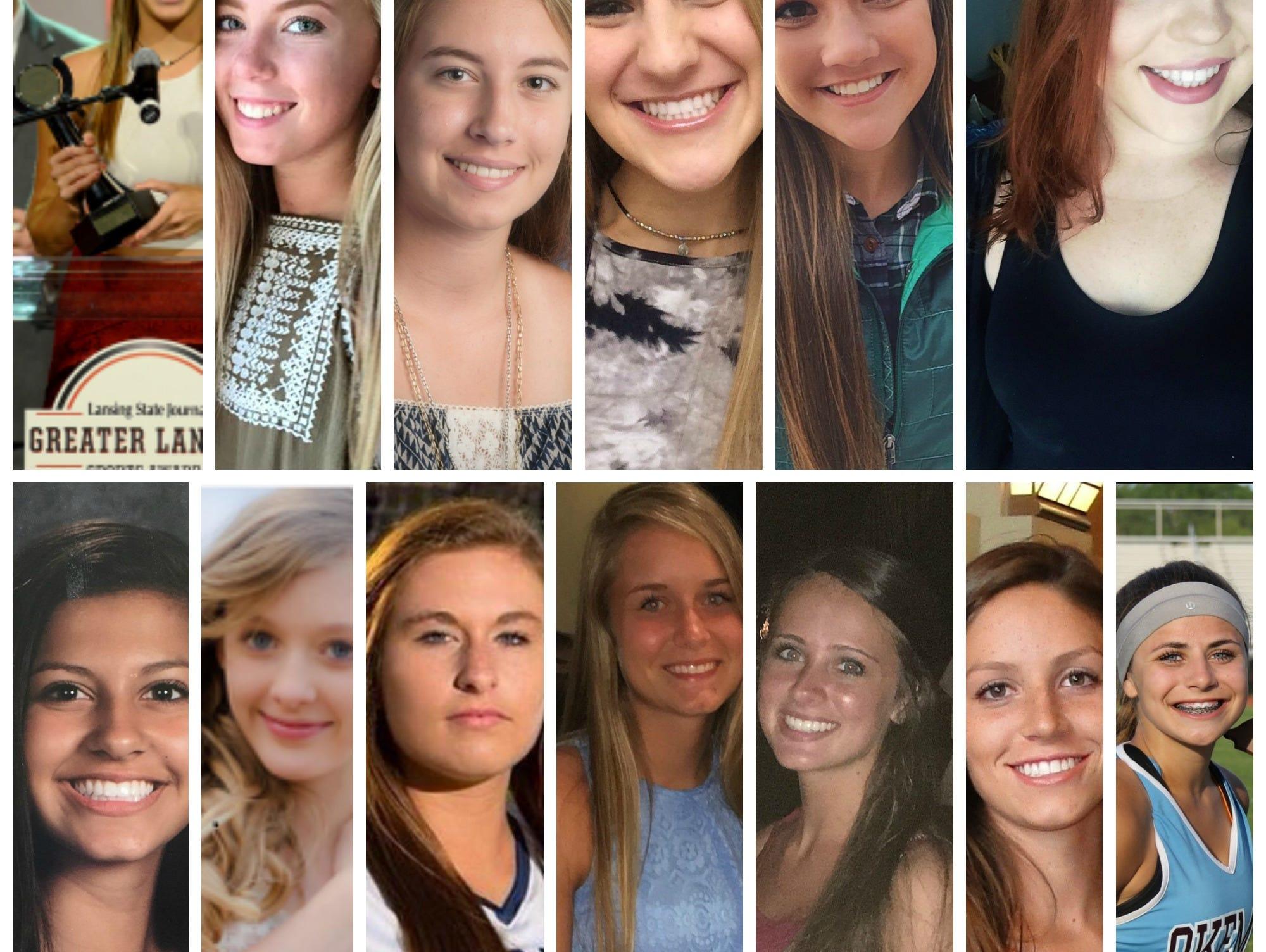 Meet the 2016 LSJ girls lacrosse Dream Team.