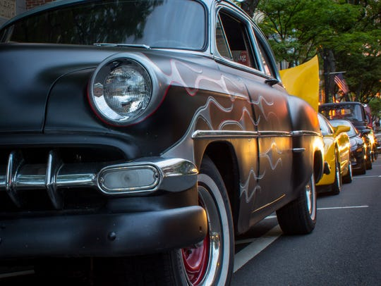 Cruise Nights have been held in Somerville for 27 years.
