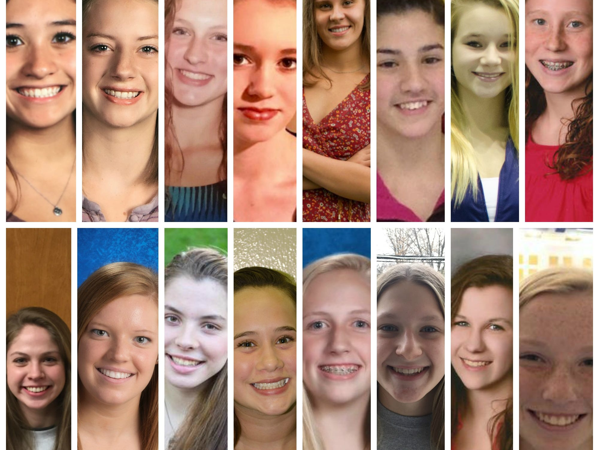 Meet the 2016 LSJ girls swimming and diving Dream Teams.