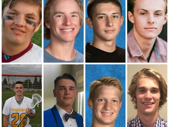 Meet eight of the 18 Lansing State Journal boys lacrosse
