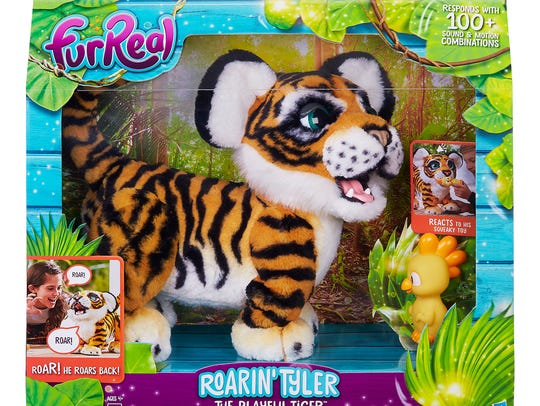 FurReal Friends Roarin' Tyler The Playful Tiger