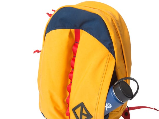 Diamond Brand Gear has just launched its Belay Bag, an updated version of its 1980s backpack.