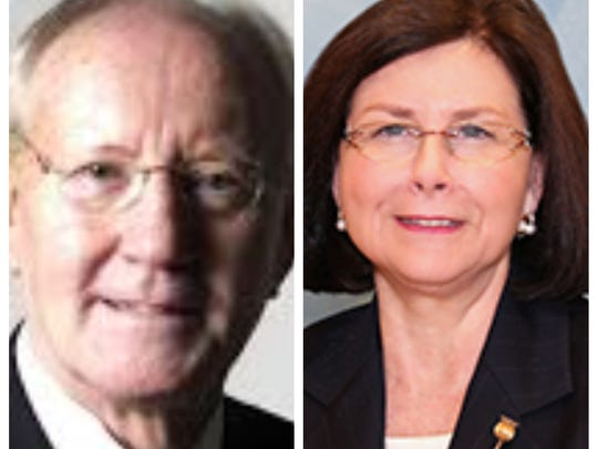 Accusations concerning the past behavior of VR Labs principals Robert and Kay Gow were revealed in documents filed in their pending felony case in U.S. District Court in Fort Myers.