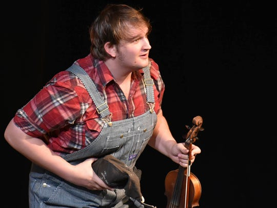 """Joseph Fletcher appears in """"There Ain't No More,"""" described as a """"tour-de-folk operetta."""" The production will be part of the 15th Annual Fringe Festival, running May 29-June 10 in various venues in Over-the-Rhine."""