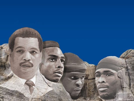 Memphis sports Mount Rushmore
