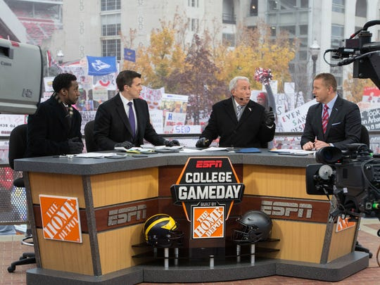 College GameDay will be in Bloomington for the first time ever.
