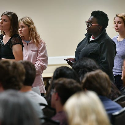 Midwestern State University officials discuss sexual misconduct concerns