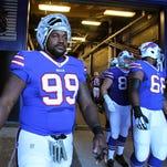 Bills defensive tackle Dareus to enter rehab facility