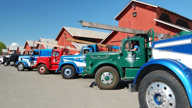 The American Truck Historical Society National Convention and Truck Show rolls into Salem May 26-28 at the Oregon State Fair & Expo Center, 2330 17th St. NE.