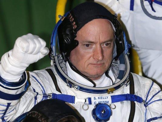 KAZAKHSTAN-RUSSIA-US-ISS-SPACE