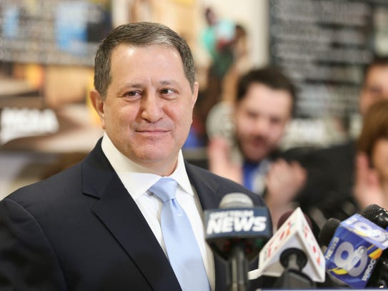 Joseph Morelle, the state Assembly's majority leader,
