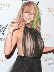 Kesha close