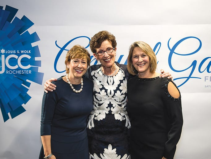 Deb Hirsch, Linda Cornell Weinstein and Susan Kantor