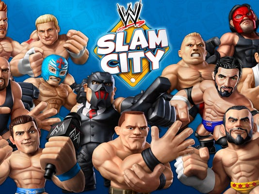 Slam City roster
