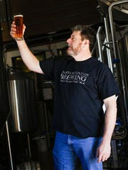North Mountain Brewing's Ron Berkner